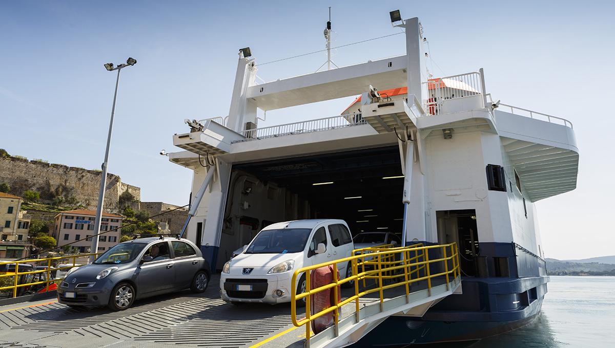 Facilità di imbarco e sbarco.